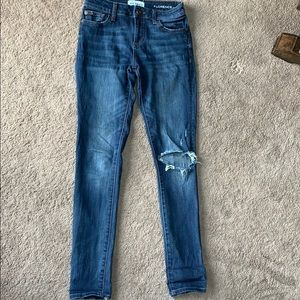 DL 1961 Florence skinny jeans Sz 25